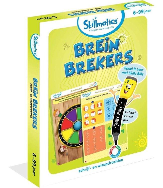 Skillmatics Brein Brekers 6 - 99 jaar