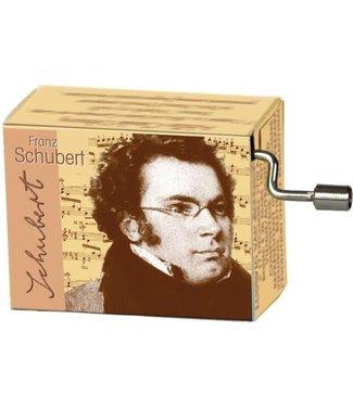 Fridolin Fridolin Art & Music Muziekmechaniek Schubert Ave Maria