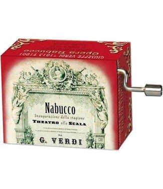 Fridolin Fridolin Art & Music Muziekmechaniek Opera Nabucco  (Verdi)