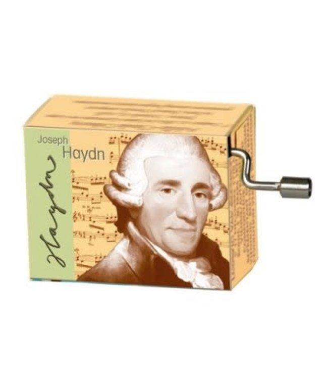 Fridolin Art & Music Muziekmechaniek Haydn Serenade