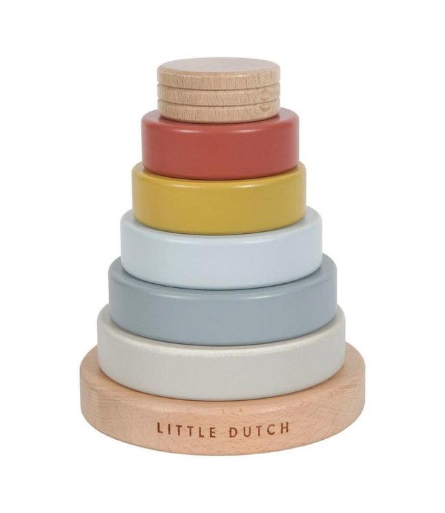 Little Dutch | Pure & Nature | Stapeltoren | 1+