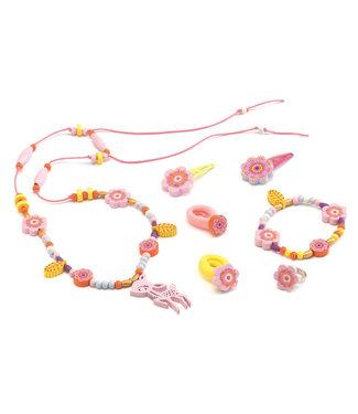 Djeco Djeco Sieradenset Wood Jewellery Hert 4-12 jaar