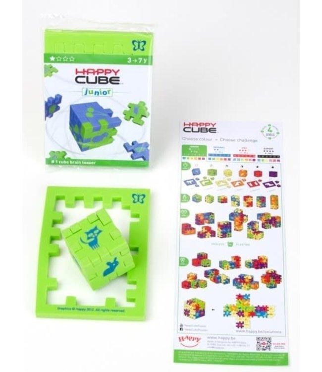 Happy Cube | Foam Puzzle | Junior | 4-7 jaar