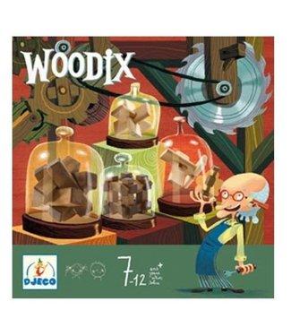 Djeco Djeco Woodix Geduldspel  7+