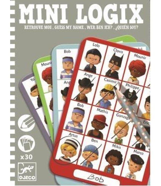 Djeco   Mini Logix   Wie is Het Jules?   6-10 jaar