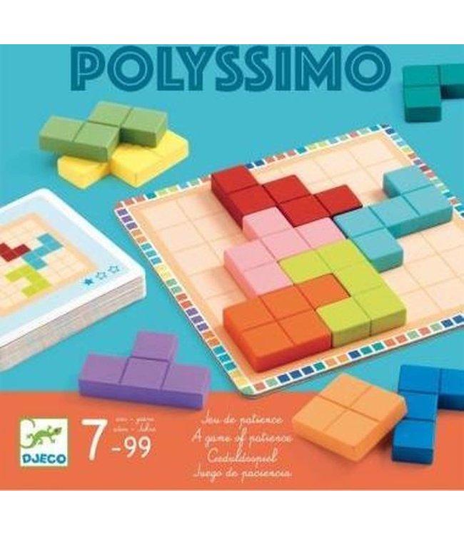 Djeco Geduldspel Polyssimo 7+