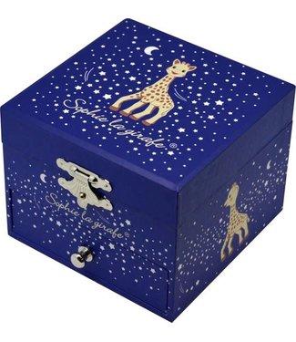 Trousselier Trousselier Musical Cube Box Sophie the Giraffe© Milky Way