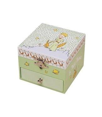Trousselier Trousselier Musical Cube Box Little Prince Garden