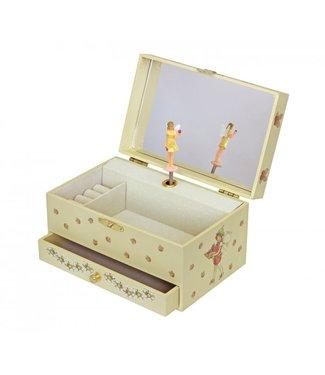 Trousselier Trousselier Musical Box Strawberry Flower Fairies