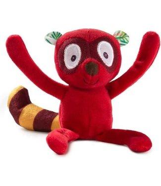 Lilliputiens Lilliputiens Mini Character George Lemur 15 cm 0+