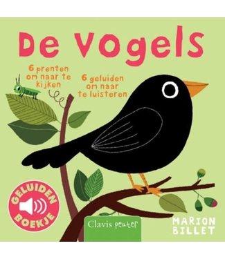 Clavis Clavis Geluidenboekje de Vogels 1+