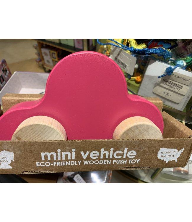 Manny Simon Push Toy Mini Pink 1+