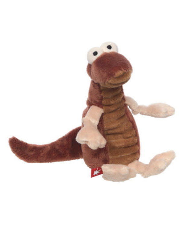 Sigikid Gadgets Lizard Brown 15 cm 0+