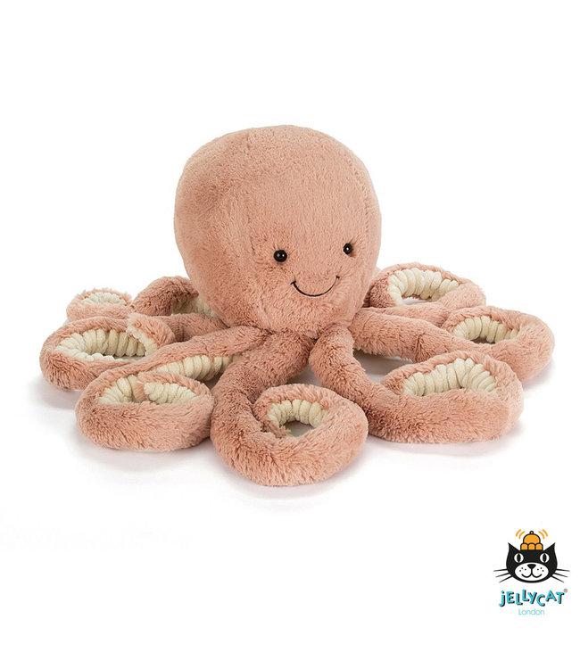 Jellycat | Odell Octopus | Little | 23 cm | 0+
