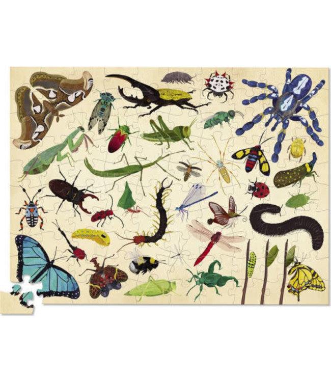 Crocodile Creek | Puzzle | Insects | 100 stukjes | 5+