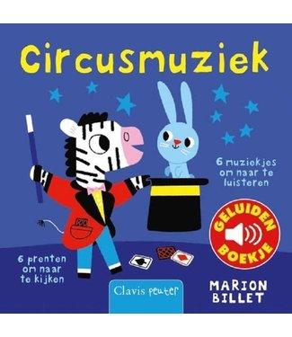 Clavis Clavis Geluidenboek Circusmuziek 1+