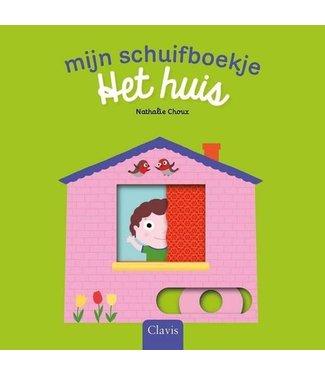 Clavis Clavis Mijn schuifboekje Het Huis (karton) 1+