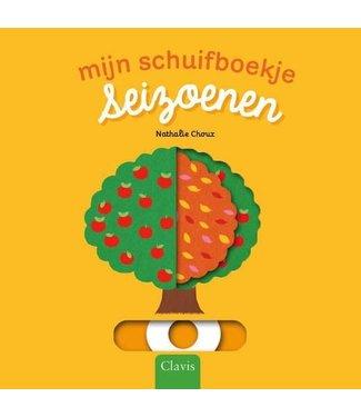 Clavis Clavis Mijn schuifboekje Seizoenen (karton) 1+