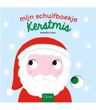 Clavis Clavis Mijn schuifboekje Kerstmis (karton) 1+