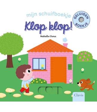 Clavis Clavis Mijn schuifboekje Klop Klop (karton) 1+