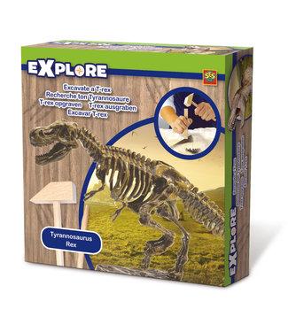 Ses Ses | Explore | T-rex Opgraven | 4+