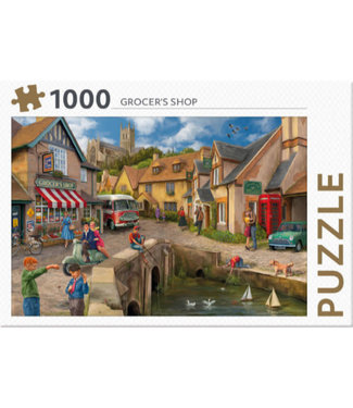 Rebo Puzzle Grocer's Shop 1000 Pieces