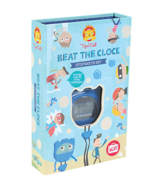 Tigre Tribe Tiger Tribe Beat The Clock Stopwatch Set 5+