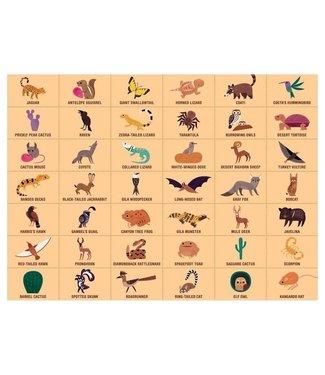 Mudpuppy Mudpuppy Search & Find Puzzle Southwest Desert 64 pcs 4+