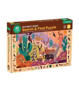 Mudpuppy Mudpuppy | Puzzle | Search & Find | Southwest Desert | 64 delig | 4+