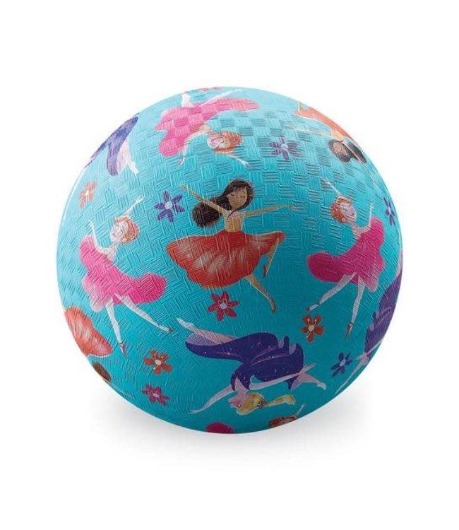 Crocodile Creek   Rubber Playball   Let's Dance   13 cm  3+