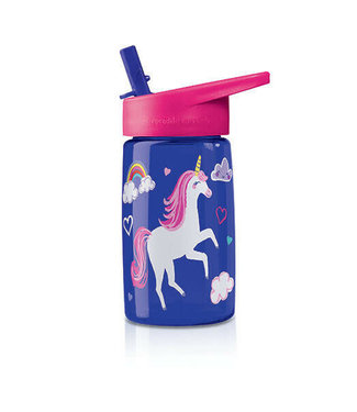 Crocodile Creek Crocodile Creek Tritan Drinking Bottle Unicorn