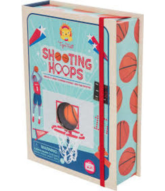 Tigre Tribe Tiger Tribe Shooting Hoops Basketball Game 5+