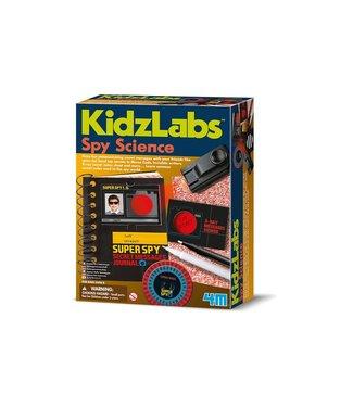 4M 4M Kidzlabs Spy Science  Geheime Boodschap 8+