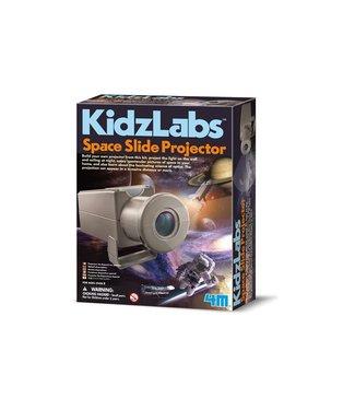 4M 4M Kidzlabs Diaprojector Ruimte 8+