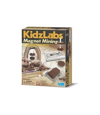 4M 4M KidzLabs Opgraafkit Magneten 5+