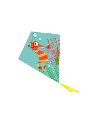 Scratch Active Play Vlieger in Diamantvorm Zeepaardje 3+