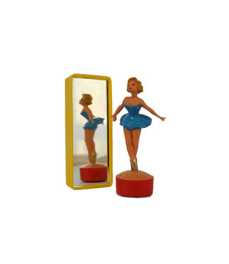 Magnetische Danseres Mary 5 cm met spiegel