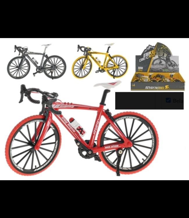 Crazy Bicycle Racefiets 17 cm 5+