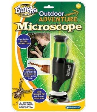 Brainstorm Toys Brainstorm Toys Outdoor Adventure Microscope  6+