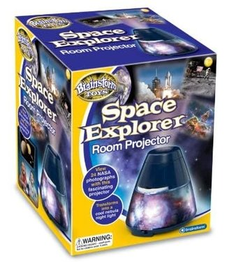 Brainstorm Toys Brainstorm Toys pace Explorer Room Projector 6+