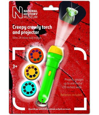 Brainstorm Toys Brainstorm - Creepy Crawly Torch & Projector  3+