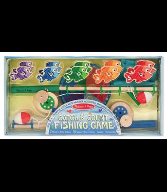 Melissa and Doug Melissa and Doug Catch & Count Fishing Game 14 pcs  3+