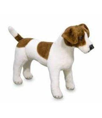 Melissa and Doug Melissa and Doug Plush Jack Russell Terrier 3+