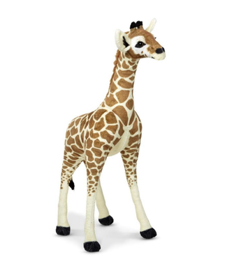 Melissa and Doug Melissa and Doug Stuffed Animal Standing Baby Giraffe 85 cm 1+