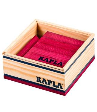 Kapla KAPLA 40 wijnrood