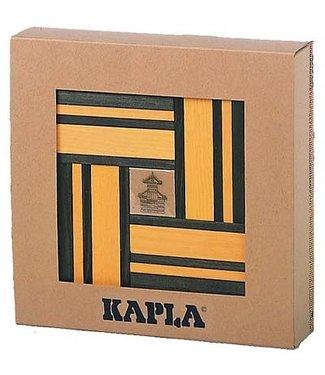 Kapla KAPLA 40 + Boek (groen/geel)