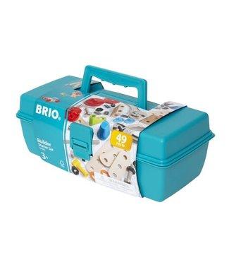 Brio Brio Builder Toolbox Starter Set 49 dlg  3+