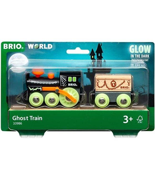 Brio Houten Treinbaan Spooktrein 3+
