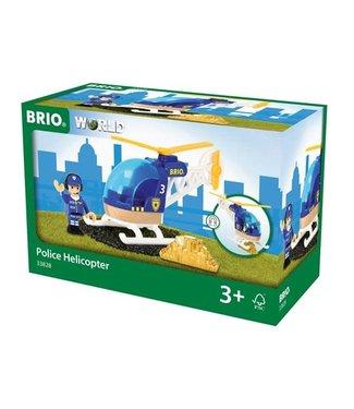Brio Brio Houten Treinbaan Politiehelikopter 3+