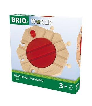 Brio Brio Houten Treinbaan Draaiplateau 162 mm 3+
